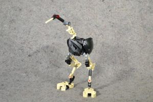 Husi: Bionicle LOTT MOC by welcometothedarksyde