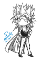 R - Yami Marik by Blue-Cat00