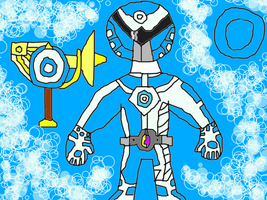 Power Rangers Electro-Zeo 3 by conlimic000