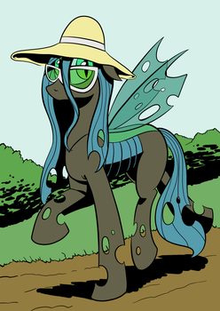 Summer Chryssie by DarkHestur