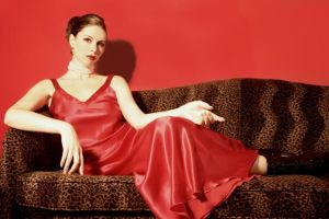 Lane in Red IV by joicarey