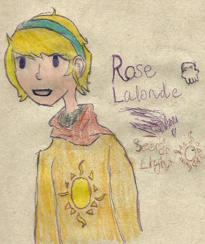 Rose Lalonde by TheLadyInGrey