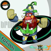 081. Totidol by bromos-pokemon