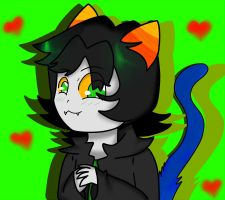 Nepeta Leijon by NickTheWitch
