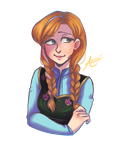 Anna by egadmychips