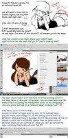colored line tutorial by Tamyra