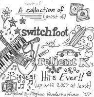Switchfoot vs. Relient K by singing-hallelujah