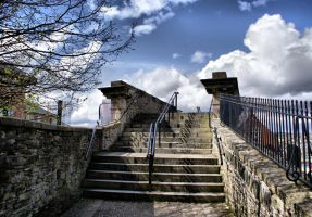 On The Walls of Londonderry by ottomatt