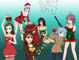 Christmas Party by Ampzone