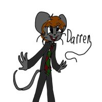 Darren Churchmouse by HystericalShibe