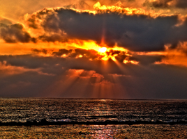 Epic Sunset in Paphos -2- by IoannisCleary