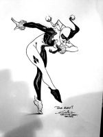 Harley Quinn - Lord of the Geek2013 by SpiderGuile