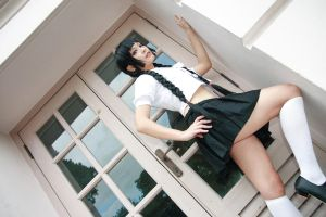 Zone-00 - Mayoko Okino by Xeno-Photography