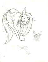 Pinkie Pie by BlackandWhiteSoul13