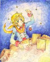 Le petite prince by XERISTAR