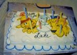 My 12 Year Old Wizard of Oz Birthday Cake by TheWizardofOzzy