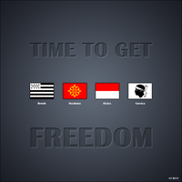 Time To Get Freedom by AY-Deezy