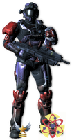 Halo Reach Armor by Atalix