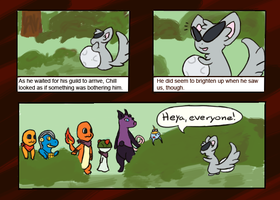 Mission 3 page 1 by Sepent