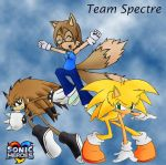 Team Spectre: gift for taeshi by Dark-Dragon-Rod