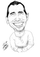 new caricature by dadich