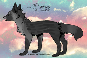 .Adoptable Wolf 3 EDIT CLOSE. by AdoptablesPoints