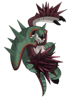 Chesnaught by SimpleDerk