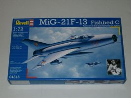 Building a MiG 21 - step 1 by kanyiko