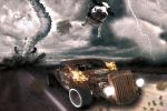 Tornado Car by darvarq