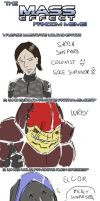 Mass Effect MEME by Epantiras