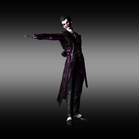 Batman: Arkham Origins: The Joker by iK1L73r
