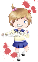 Pewdiepie (Corpse Party) by Stop-wasting-time