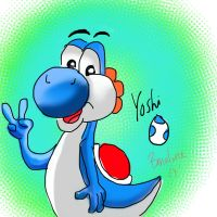 Tis Yoshi Again by The-B-Meister