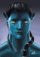 Avatar - The world of Na'vi by mhofever