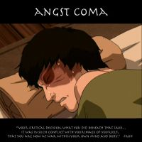 Angst Coma by SaucePear