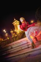 FATE|EXTRA, Saber Nero by fritzfusion
