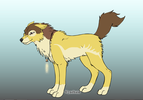 Rae the Lioness (Wolfinized) by TylerthDragon