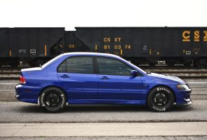 STM Evo Shoot X by RedlineHeart