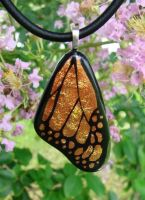 Golden Buttefly Wing Fused by FusedElegance