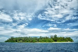the tiny island. 2 by Varish