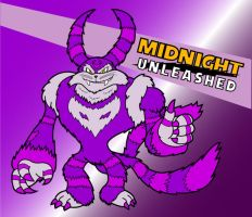 Unleashed at Midnight by KingMonster