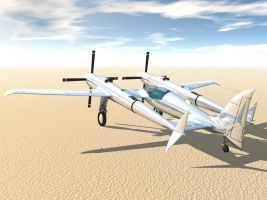Scaled Composites Pond Racer by shelbs2