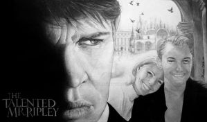 The Talented Mr. Ripley by artbolt