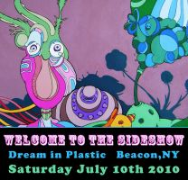 Art Show in July 10th by dehydrated1