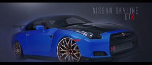 Nissan Skyline GTR by Quarion-Design