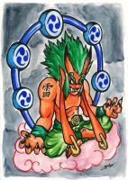 Raijin by Jorch