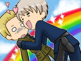 APH - Of rainbows and... whut by Meira-Kurosaki