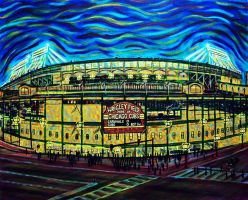Night Game by lamPkin