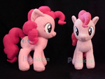 pinkie pie plushie by lemonkylie
