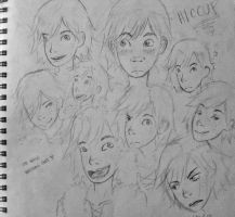 HTTYD - Hiccup Expressions by lemon-lime-lover